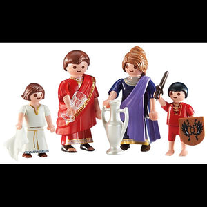 Playmobil Roman Family