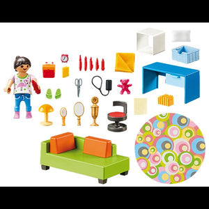 Playmobil Teenagers Room