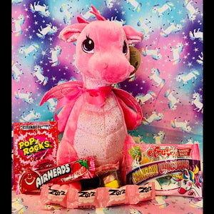 Poppin' Pink Dragon Valentine's Pack