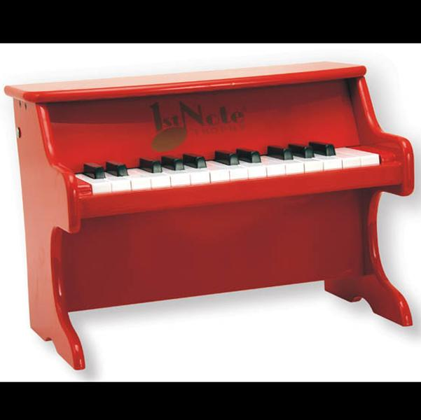 Red Children's Spinet Piano