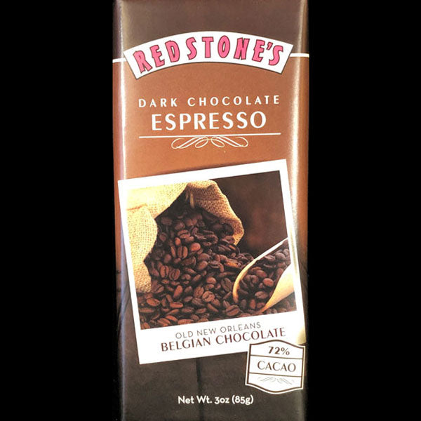 Redstone's Dark Chocolate Espresso Bar