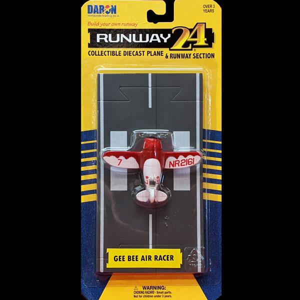 "Runway 24 ""Gee Bee Air Racer"""