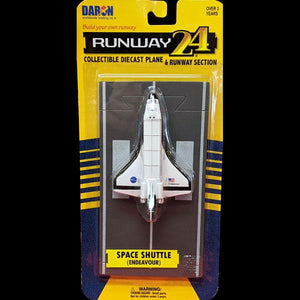 "Runway 24 ""Space Shuttle Endeavour"""