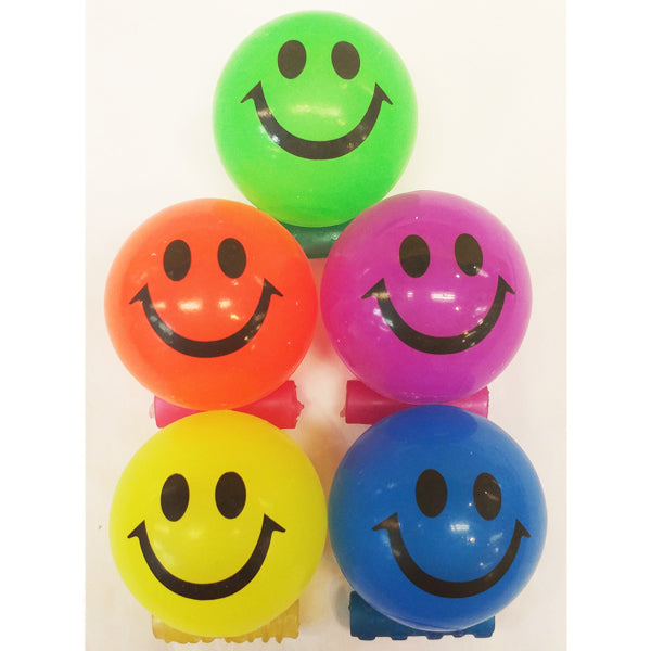 Smiley Face Light Up Ball