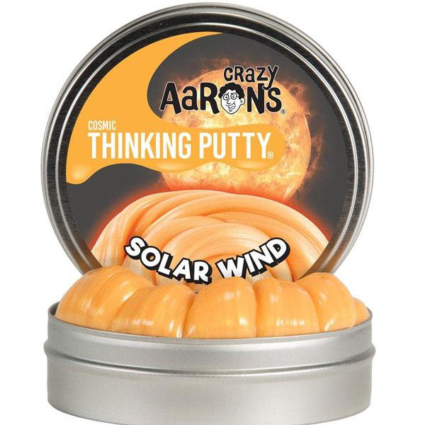 Solar Winds Cosmic Glow Thinking Putty