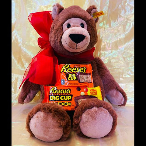 Steiff Peanut Butter Bear Bundle