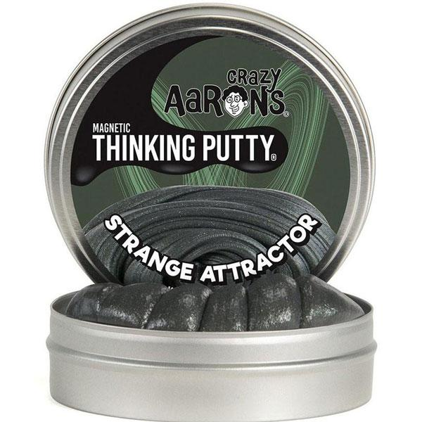 Strange Attractor Magnetic Thinking Putty