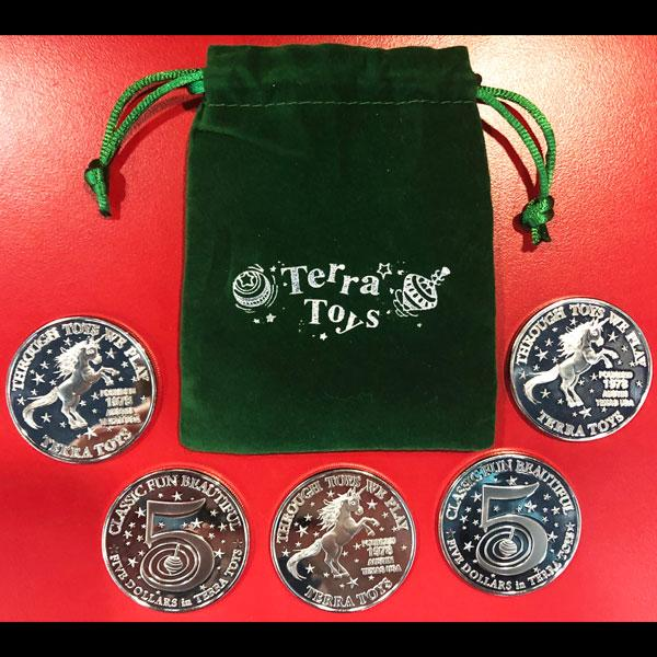 Gift Coins