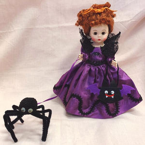 Wendy Queen of the Spiders Doll