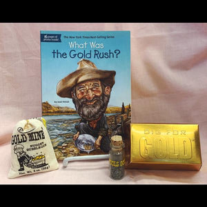 What Was the Gold Rush? Bundle