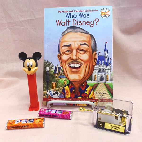 Who Was Walt Disney? Bundle