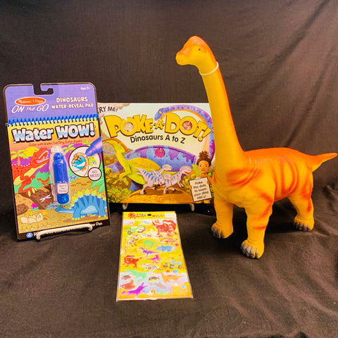 Dinosaur Bundle (ages 3-6)