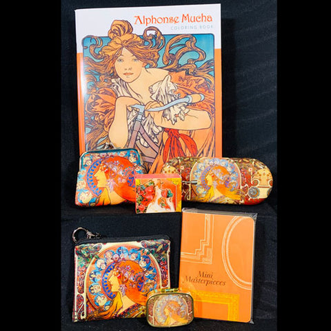 Mad About Mucha