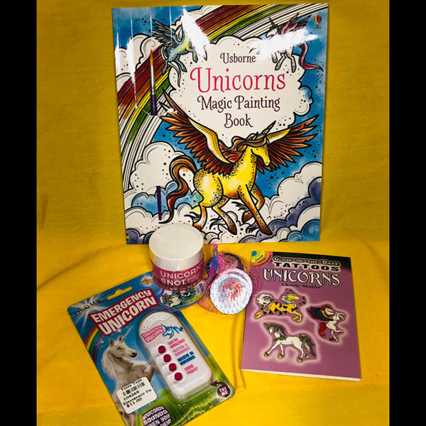 Unicorn Collection (ages 8+)