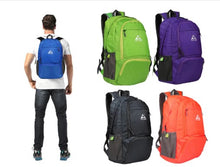 Load image into Gallery viewer, Fold-a-bag™ Foldable Waterproof Backpack