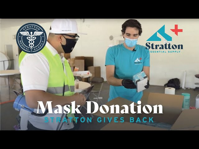 Stratton Gives Back