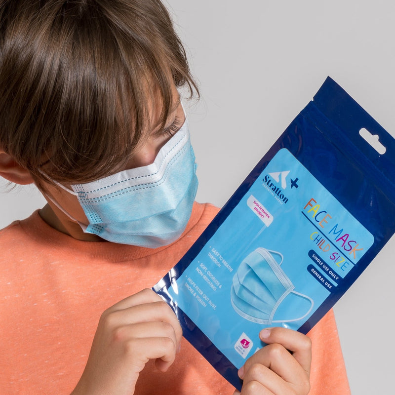 Kids Disposable Face Masks