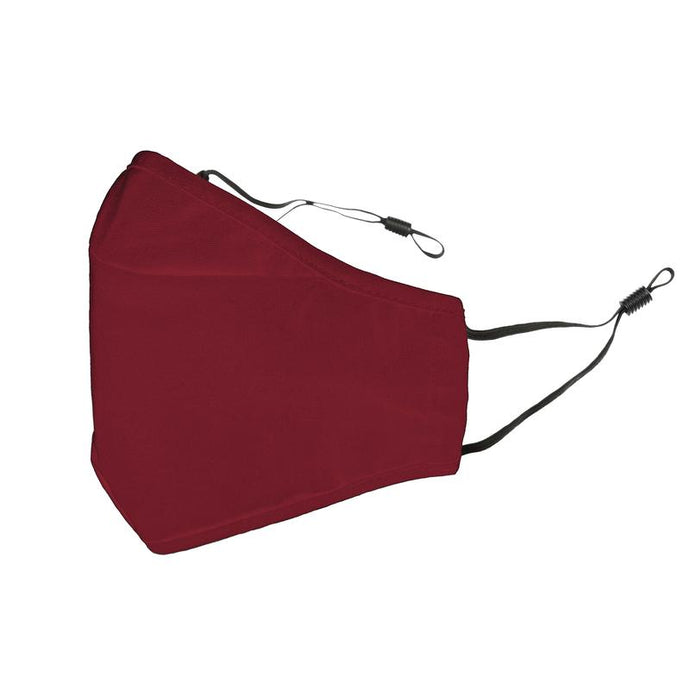 Reusable Face Cover Burgundy