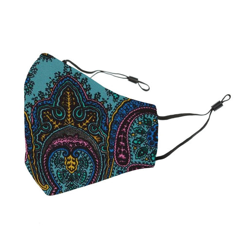 Reusable Face Cover Boho