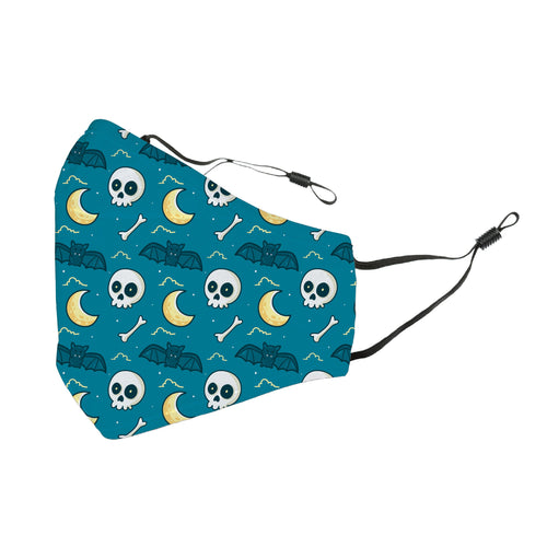 Reusable Face Cover Stay Spooky