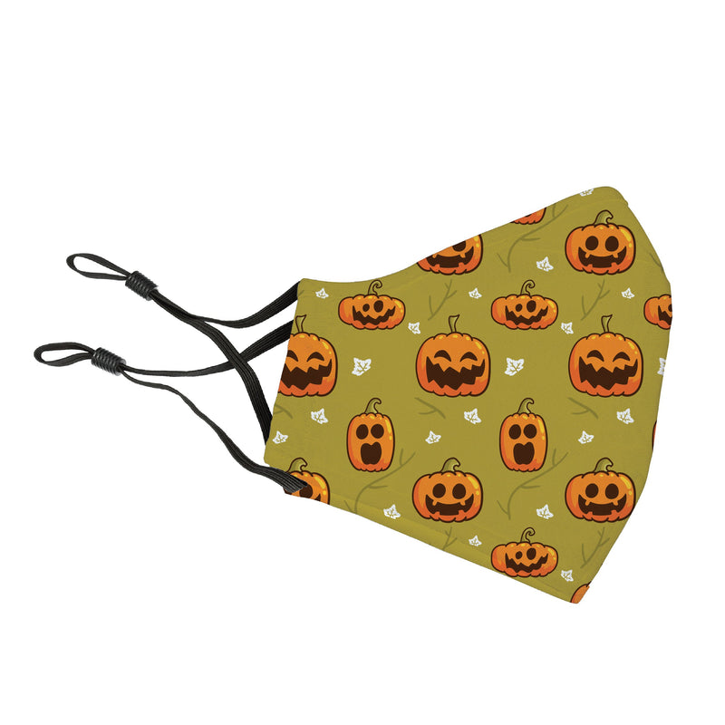 Reusable Face Cover Hey there, Pumpkin