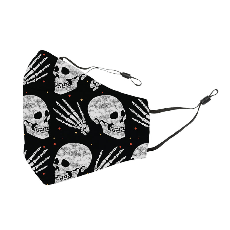 Reusable Face Cover Rad to the Bone