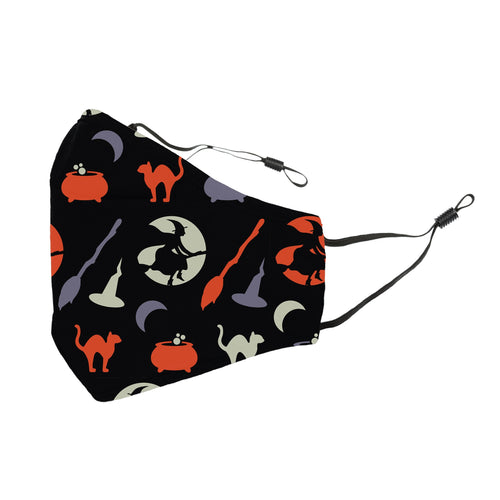 Reusable Face Cover Hocus Pocus