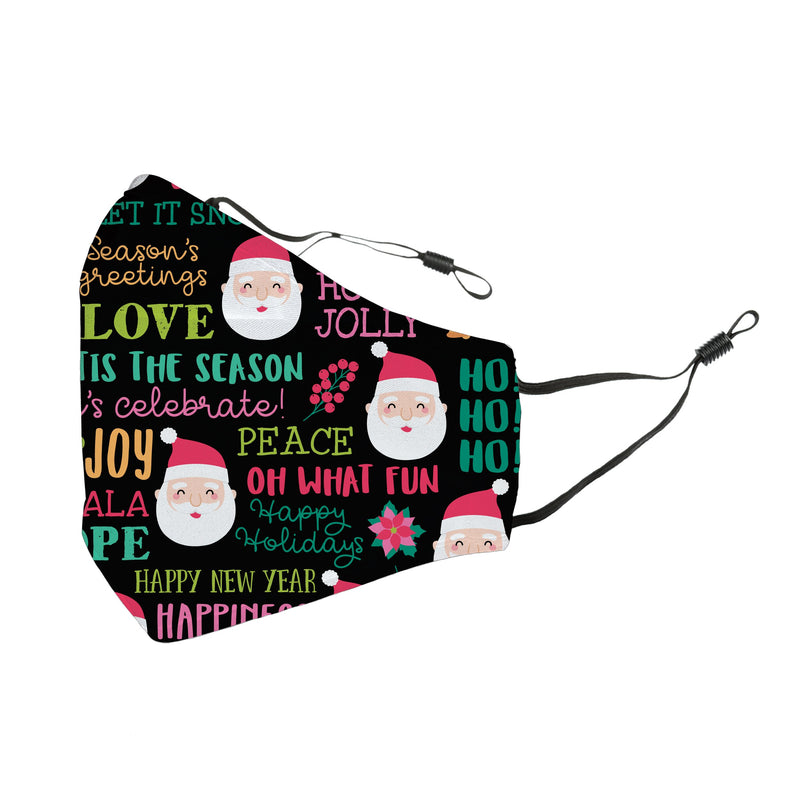 Reusable Face Cover Joys of the Season (11/1 Expected Shipping Date)