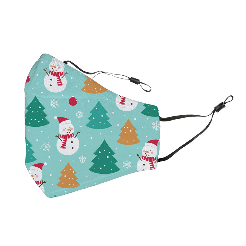 Reusable Face Cover Tis the season to be freezin' (11/1 Expected Shipping Date)