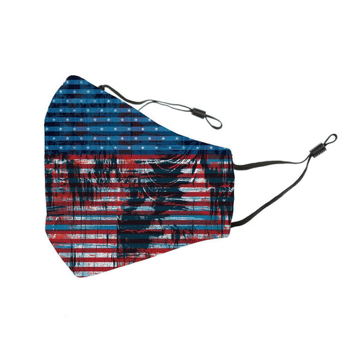 Reusable Face Cover Patriot