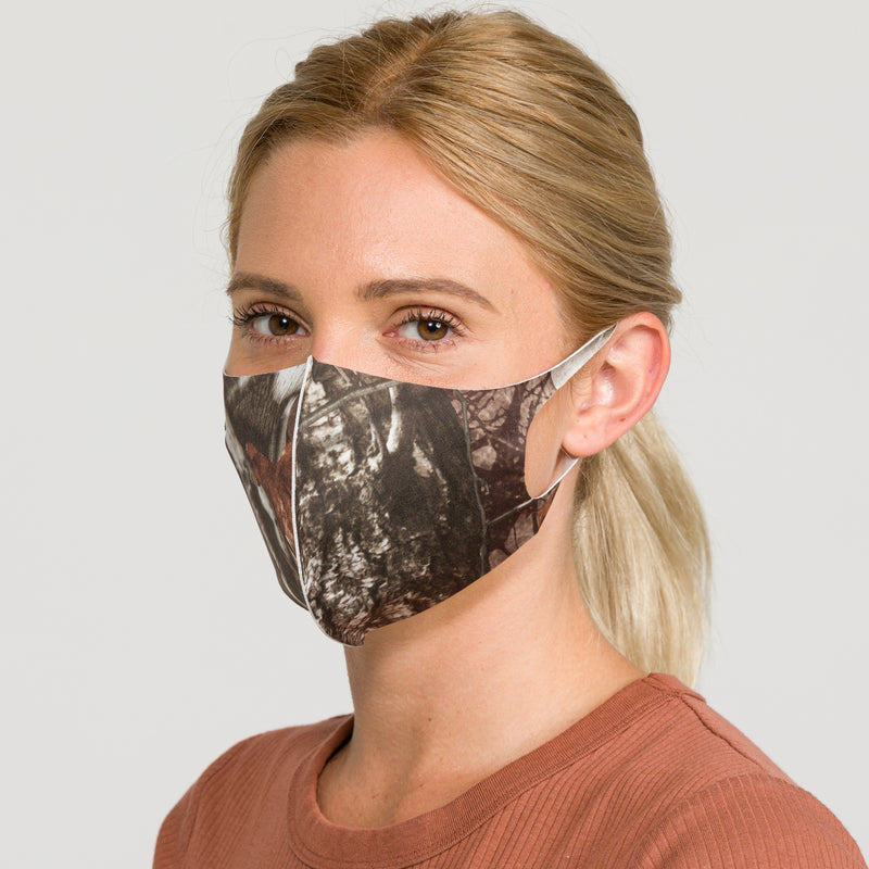 Fashion Face Cover Camo Hunter