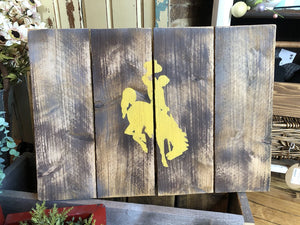 "16""x22"" Rustic Flag w/ Steamboat"