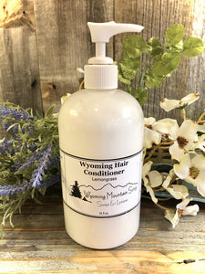 Wyoming Hair Conditioner - 16 oz Lemongrass