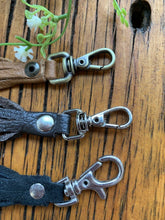 "Load image into Gallery viewer, 4 1/2"" Leather Tassel"