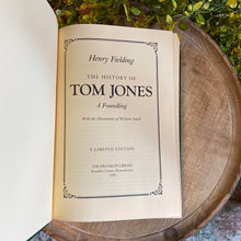 Load image into Gallery viewer, THE HISTORY OF TOM JONES - Henry Fielding - Franklin Library Limited Edition - 1979 - Figg