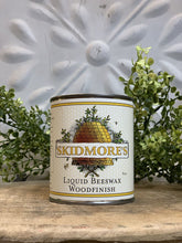 Load image into Gallery viewer, Skidmore 16 oz Liquid Beeswax Woodfinish