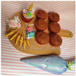 Pearl Cupcake Decorating Kit