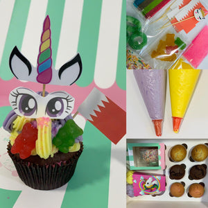 Clever Cupcake Decorating Kit