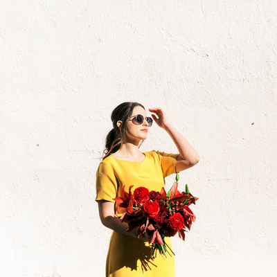 Primary Color Wedding Inspiration