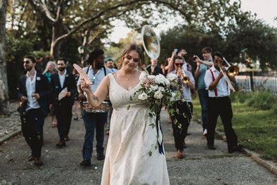 Amy + Jerred's Brooklyn Wedding