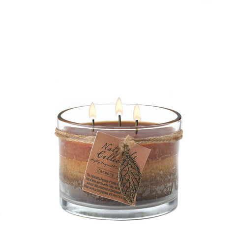 Harmony Glass Jar Candle