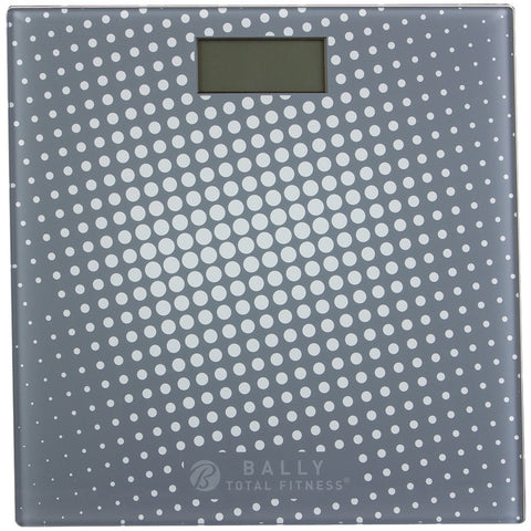 Bally Digital Bathroom Scale (gray)