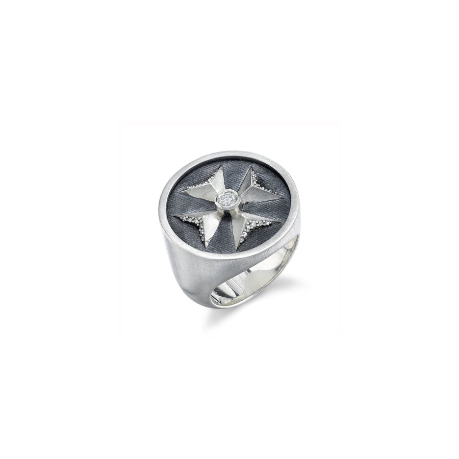 Mr. LOWE Maltese Cross Ring