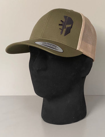 KHAKI TRUCKER 'GOING DARK'