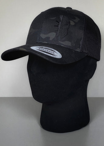 MC BLACK TRUCKER 'GOING DARK'
