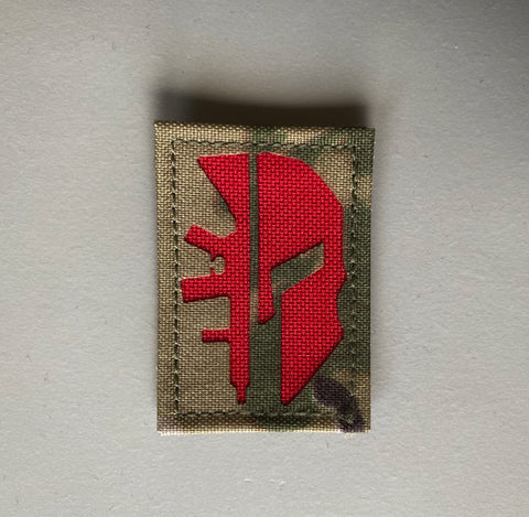 MULTICAM, RED LOGO