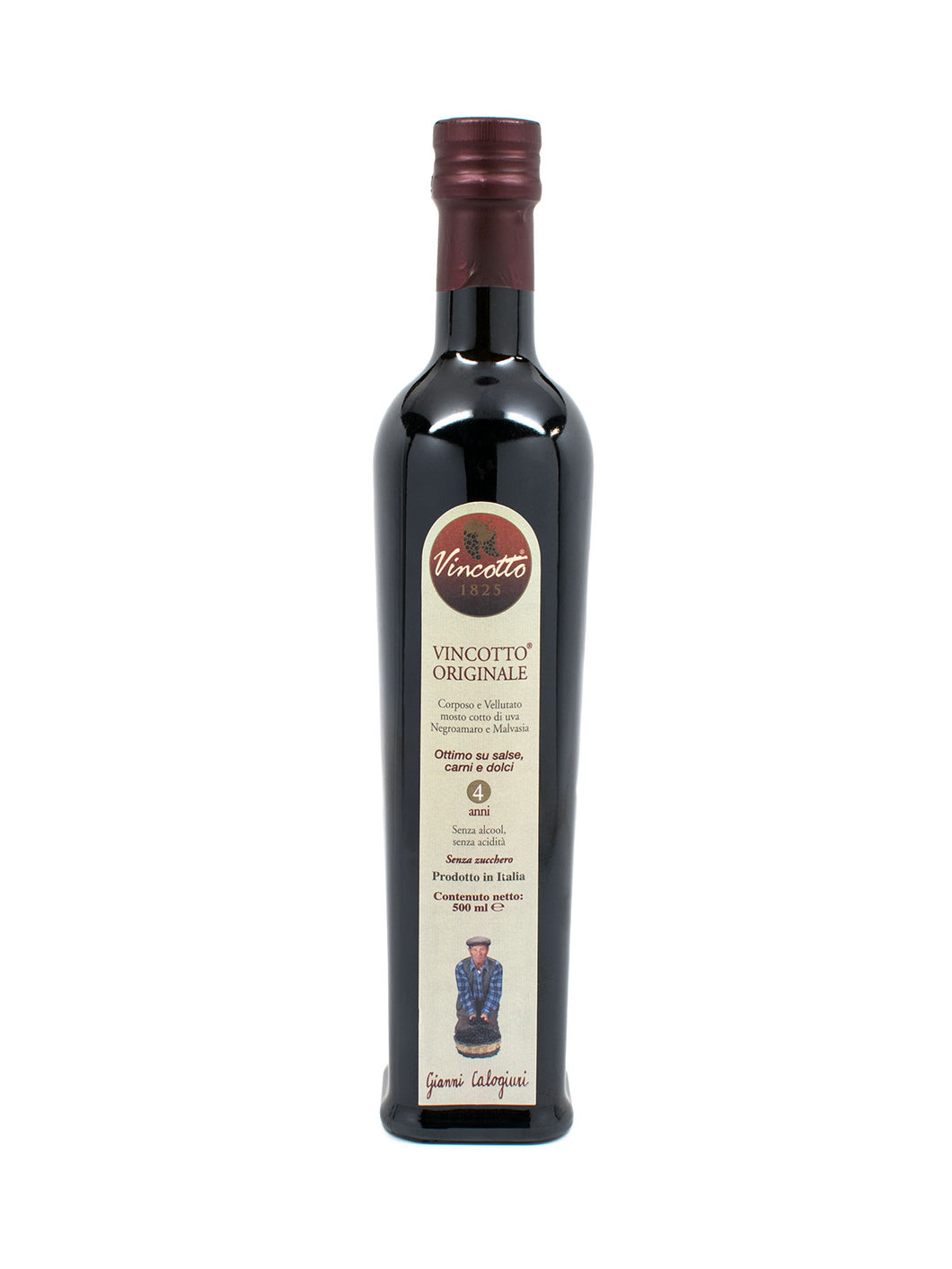 Vincotto Original 4 years aged 500ml