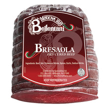 Load image into Gallery viewer, Bellentani Bresaola (Approx. 3lb)