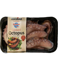 Frozen Cooked Octopus 1lb