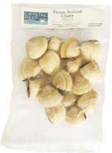 Load image into Gallery viewer, Crystal Reef Frozen Clams 1lb